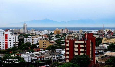 One view of Barranquilla