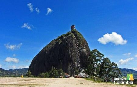 El Peñon en Guatape - The rock in Guatape