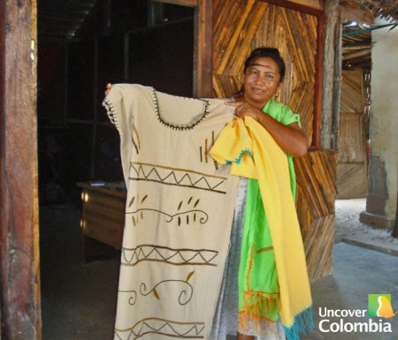 Wayuu woman