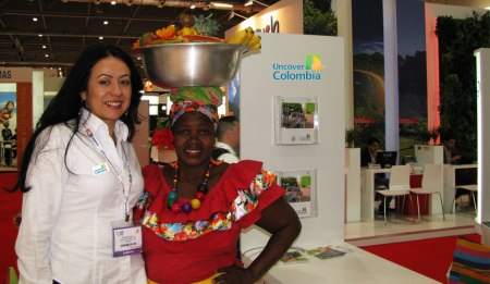 Fancy some Colombian fruits? Uncover Colombia at Word Travel Market in London