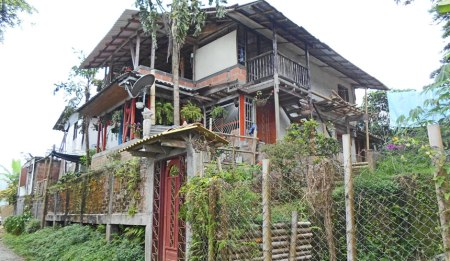 Chinchina farm house