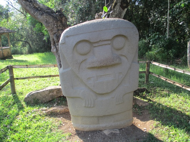 San Agustin Archeological Site