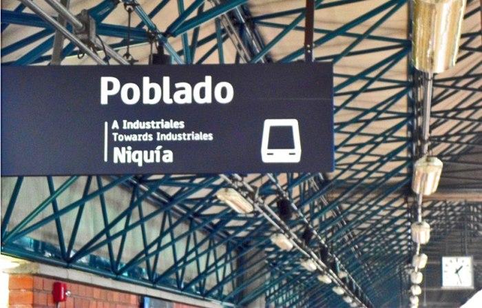 Medellin's metro