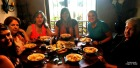 Family lunch in Llanogrande, Antioquia