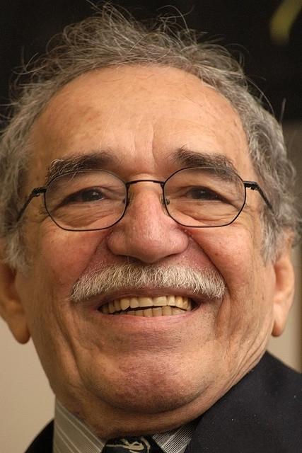 Gabriel Garcia Marquez (image taken from: http://en.wikipedia.org/wiki/Gabriel_Garc%C3%ADa_M%C3%A1rquez#mediaviewer/File:Gabriel_Garcia_Marquez.jpg)