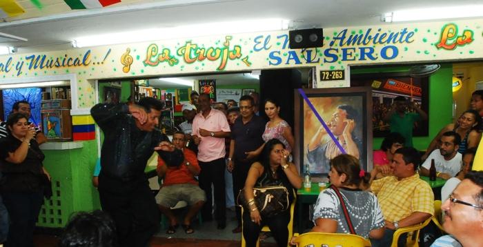 La Troja in Barranquilla, Colombia