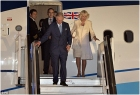 Prince Charles visits Colombia