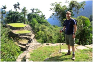 Tour to the Lost City in Colombia