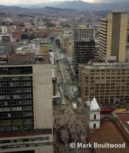 Tours Bogota