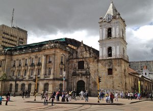 Iglesia San Francisco, Bogota