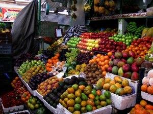 Paloquemao Market, Bogota