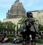Medellin Tour, Plaza Botero